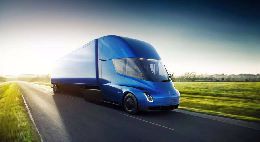 Tesla's Autonomous Semi Truck Orders Continue To Roll In