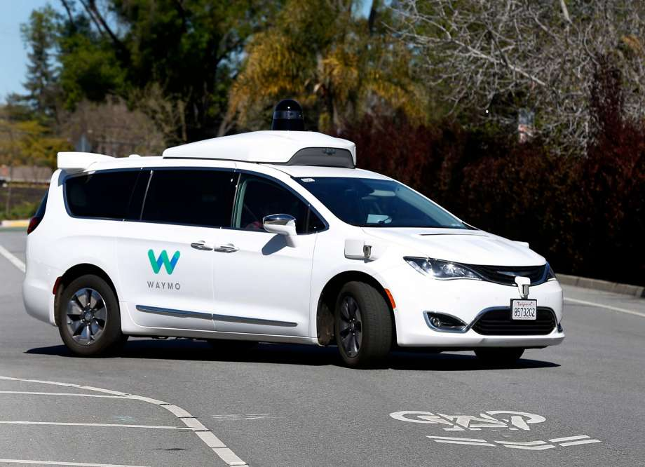 Waymo Applies With California DMV To Test Autonomous Cars Without A Back-Up Driver