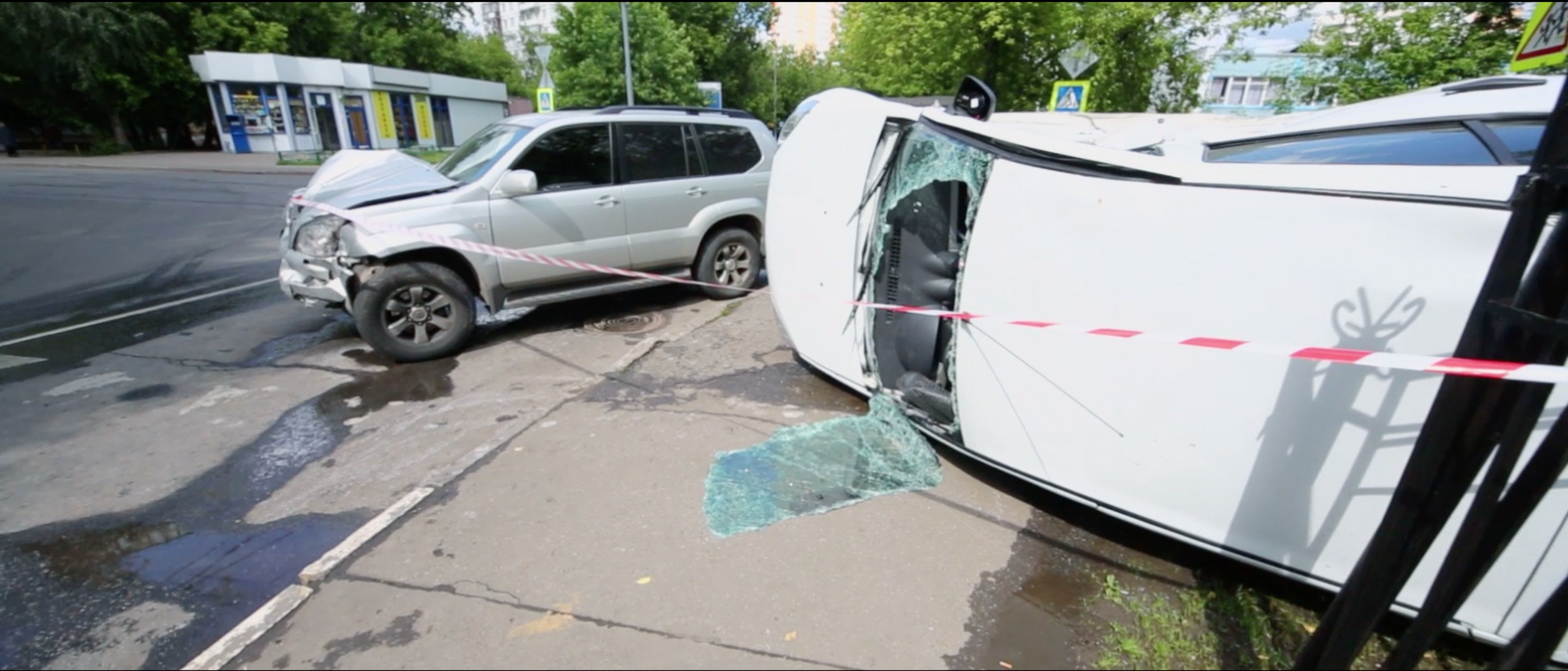 Is The Owner or Driver Liable in a Car Accident?