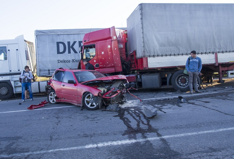 Truck Accidents Caused By Backing Up: Situations In Which The Truck Driver Can Be Held Liable