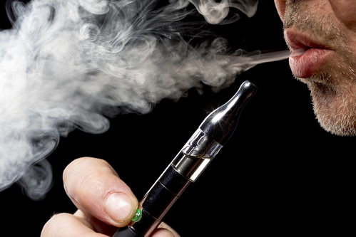 E-Cigarette Burns Mother And Toddler
